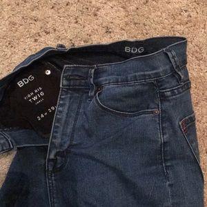 BDG High Rise Jeans